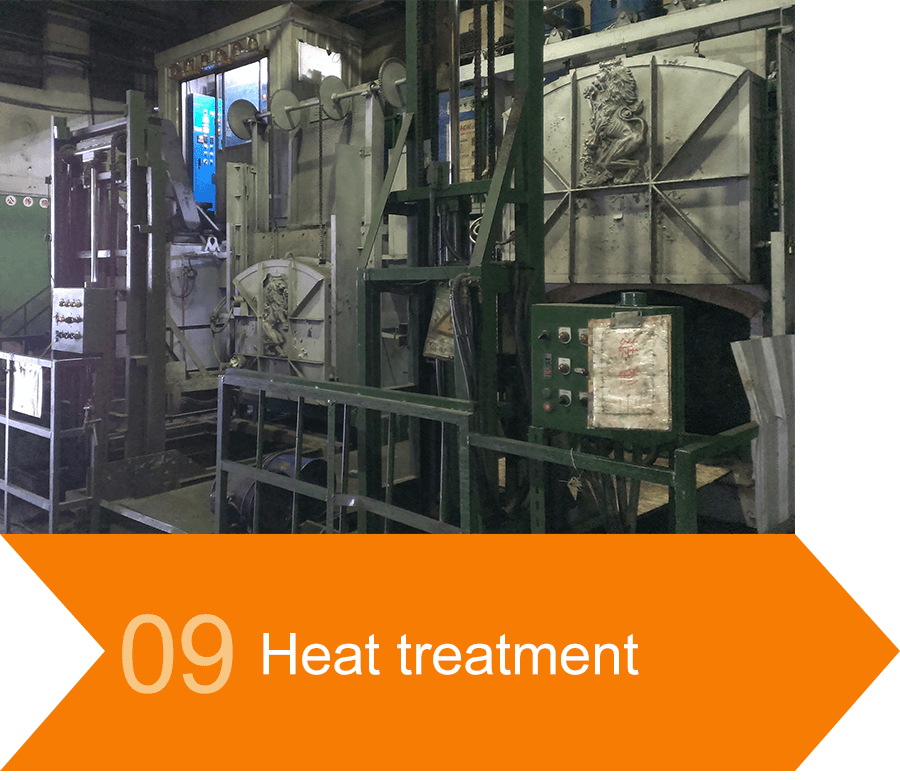 09 Heat treatment