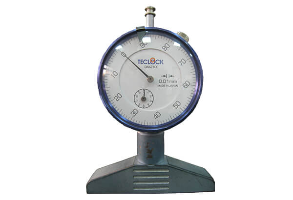Dial type Depth Gauge